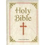 Saint Joseph Family Edition of the Holy Bible by Catholic Book Publishing Co