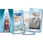Tarot of the Angels/Tarot de Los Angeles by Lo Scarabeo