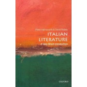 Italian Literature: A Very Short Introduction by Peter Hainsworth