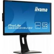 Monitor LED 23.8 Iiyama XB2483HSU-B2 Full HD 4 ms Negru