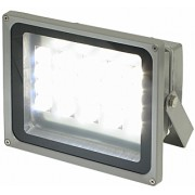 REFLEKTOR LED-120/30HV-12 ŚWIATŁA BIAŁEGO, ZEWNĘTRZNY