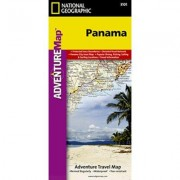 Universal Map Panama Adventure Map 16119