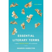 Essential Literary Terms by Sharon Hamilton