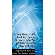A Story about a Little Good Boy by Peleg Wadsworth