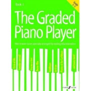 The Graded Piano Player: Grades 3-5 by Paul Harris