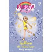 Saffron the Yellow Fairy: Book 3 by Daisy Meadows