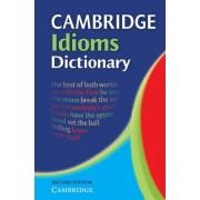 Cambridge Idioms Dictionary by Elizabeth Walter