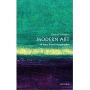Modern Art: A Very Short Introduction by David Cottington