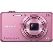 Sony Cyber-Shot DSC-WX220 Compakt camera, 18,2 Megapixel, 10x opt. Zoom, 6,8 cm (2,7 inch) Display