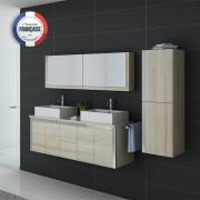 Distribain Meubles salle de bain DIS026-1500SC Scandinave