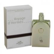 Hermes Voyage D'hermes Eau De Toilette Spray Refillable 1.18 oz / 34.90 mL Men's Fragrance 466902