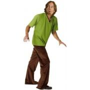 Rubbies - Disfraz de scooby doo para hombre, talla 50 - 52 (16498STD)