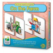 The Learning Journey My First Match It On the Farm
