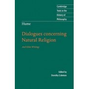 Hume: Dialogues Concerning Natural Religion by Dorothy Coleman