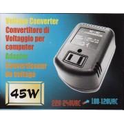 Step down transformer 230V/110V 45W