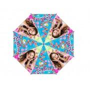 Umbrela automata Soy Luna, roz