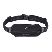 Fitletic Lycra Mini Sport Belt Black