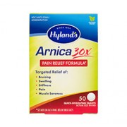 ARNICA 30x (Natural Pain Relief) 50 Tablets