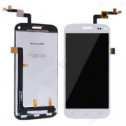 Display LCD + Touch Wiko Darkmoon Branco