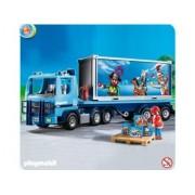 Playmobil 4447 - Camion Porte Container Nte 2009