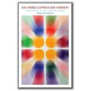 Can Words Express Our Wonder? by Rosalind Brown