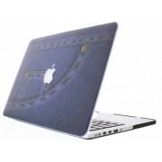 Denim design hardshell voor de MacBook Pro 13.3 inch