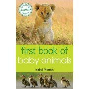 First Book of Baby Animals by Isabel Thomas