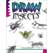 Draw! Insects by Doug DuBosque