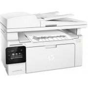 Multifunctional HP LaserJet Pro MFP M130fw, laserjet alb-negru, Fax, A4, 22 ppm, ADF, Retea, Wireless + Cablu imprimanta Omega OUAB1, 1.5m