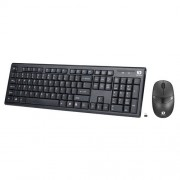 KIT SERIOUX TASTATURA & MOUSE WIRELESS NOBLESSE 9600WR