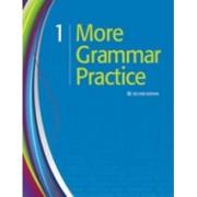 More Grammar Practice 1 by Heinle