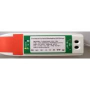Dimmerelhető, fényerőszabályozható driver led panelhoz 6W, 300mA, 15-27V. Life Light led