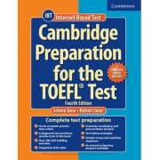Cambridge Preparation for the TOEFL Test Book with Online Practice Tests and Audio CDs (8) Pack by Jolene Gear