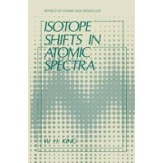 Isotope Shifts in Atomic Spectra by W.H. King