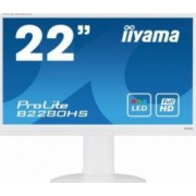 Monitor LED 21.5 iiyama B2280HS-W1 White Full HD 5ms