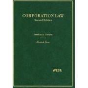 Corporation Law by Franklin A. Gevurtz