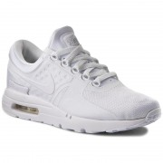 Обувки NIKE - Air Max Zero Essential 876070 100 White/White/Wolf Grey