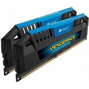 Corsair 16 GB DDR3-RAM - 1600MHz - (CMY16GX3M2A1600C9B) Corsair Vengeance Pro Blue Kit CL9