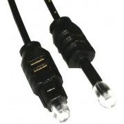Kabel TOSLINK-Minijack 1m