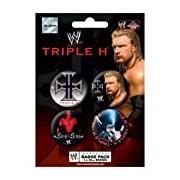 Pyramid - 41003 WWE Set of 4)-Triphe H
