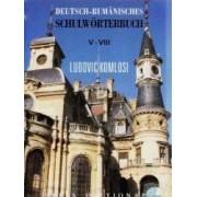 Dictionar german roman V-VIII - Ludovic Komlosi