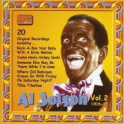 Al Jolson - Al Jolson Vol.2 (0636943253526) (1 CD)