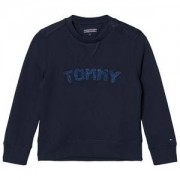 Tommy Hilfiger Navy Branded Sweatshirt 16 years