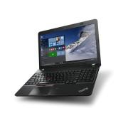 Notebook ThinkPad Edge E560, 15.6 inch, procesor Intel Core i3-6100U, 2.3 Ghz, 4 GB RAM, 500 GB HDD, Win 7/ 10 Pro, video integrat