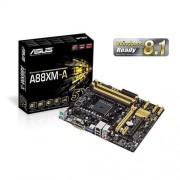 MB ASUS A88XM-A soc.FM2 A88X DDR3 mATX 1xPCIe RAID iG GL USB3.0 HDMI DVI D-Sub