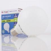 Lâmpada LED E27 10w»60W Luz Quente 810Lm G95 GLOBO DIM