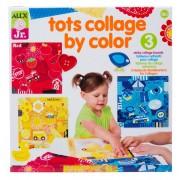 Colaje pe culori Alex Toys