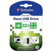 Verbatim 32 GB Store n Stay Nano USB Flash Drive 98130
