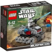 LEGO STAR WARS MicroFighters 75028 Clone Turbo Tank 2014 New released by lego by LEGO