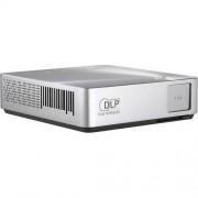 Videoproiector S1, 200 ANSI, WVGA, Portabil, Argintiu